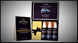 Nushine Glove Box Car Care Kit